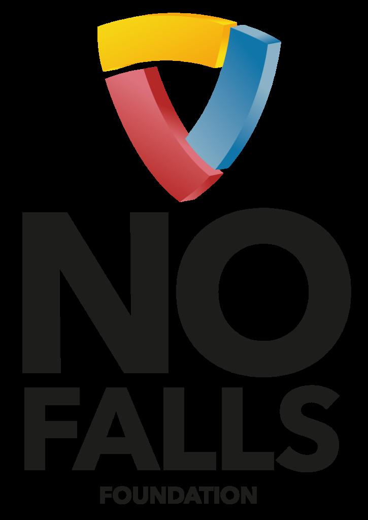 No Falls Foundation logo