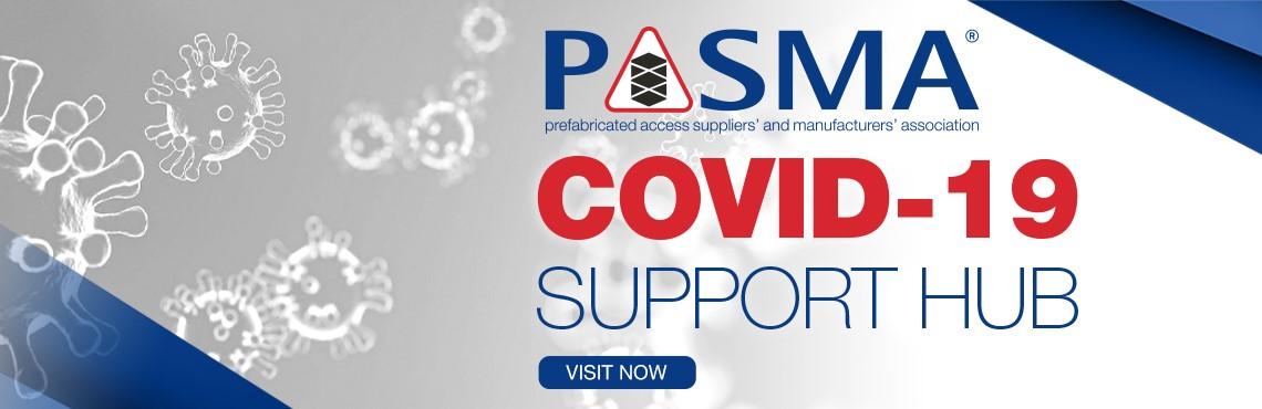 COVID-19 support hub