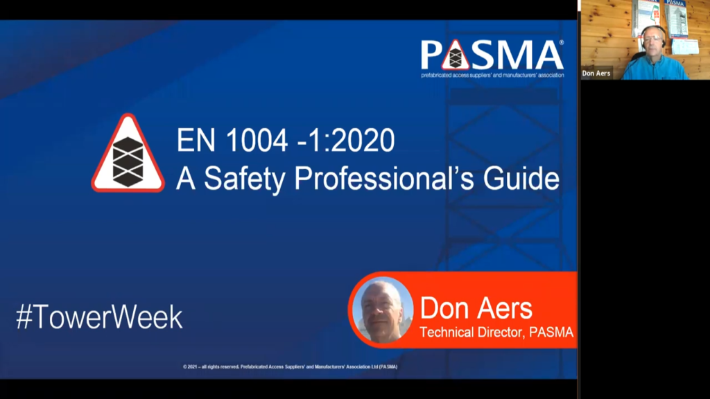 EN 1004:2020 - a safety professional's guide