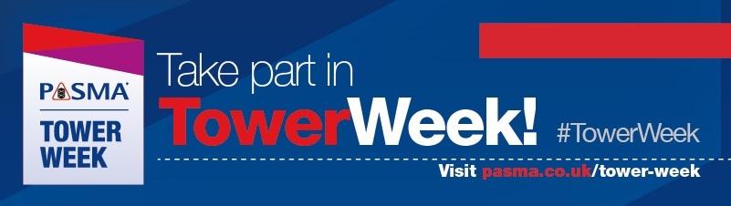 Take part in PASMA Tower Week
