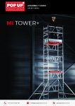 Pop Up Products Mi Tower +